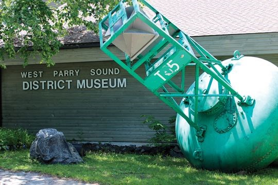 Local Parry Sound Museum