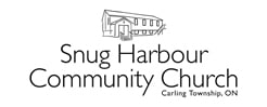 Snug Harbour Community Church logo