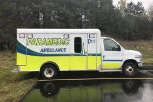 Emergency services ambulance photo