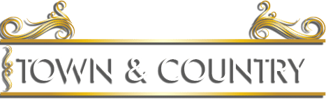 town and country motel logo