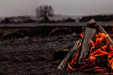 fire permits application background photo