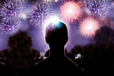 fireworks permit - fireworks show